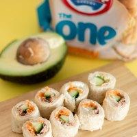 Emma's Sushi Sandwiches