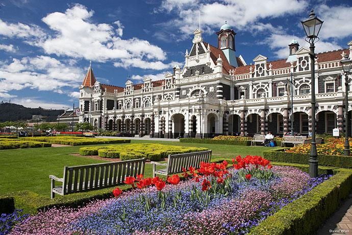 Dunedin Railway Station - mypoppet.com.au