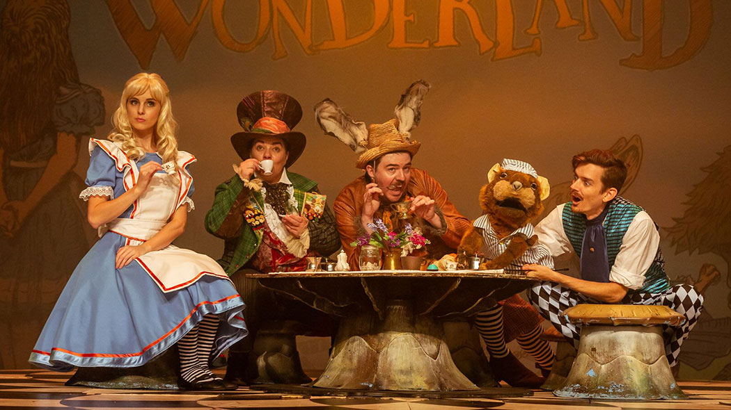 Alice in Wonderland LIVE on Stage – Review