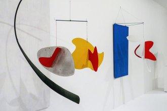 Alexander Calder: Radical Inventor Art exhibiton Melbourne - mypoppet.com.au