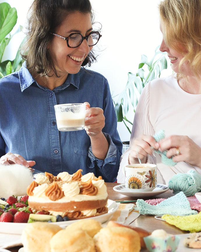 How to host a crafternoon gathering - mypoppet.com.au