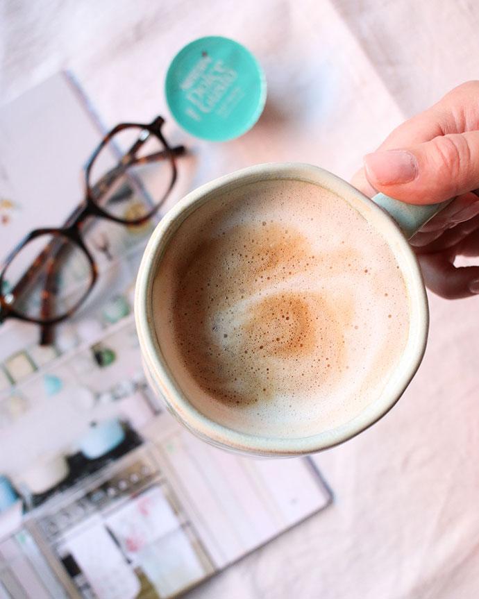 NESCAFÉ Dolce Gusto Flat White coffee
