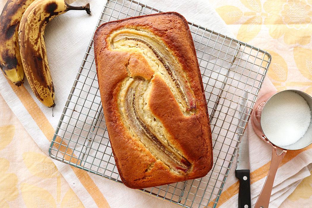 One egg banana cake recipe - mypoppet.com.au