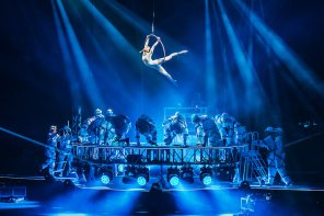 Cirque Stratosphere – An 'out of this world' Review