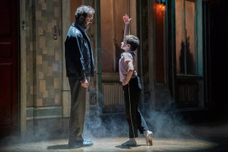Billy Elliot The Musical Melbourne production