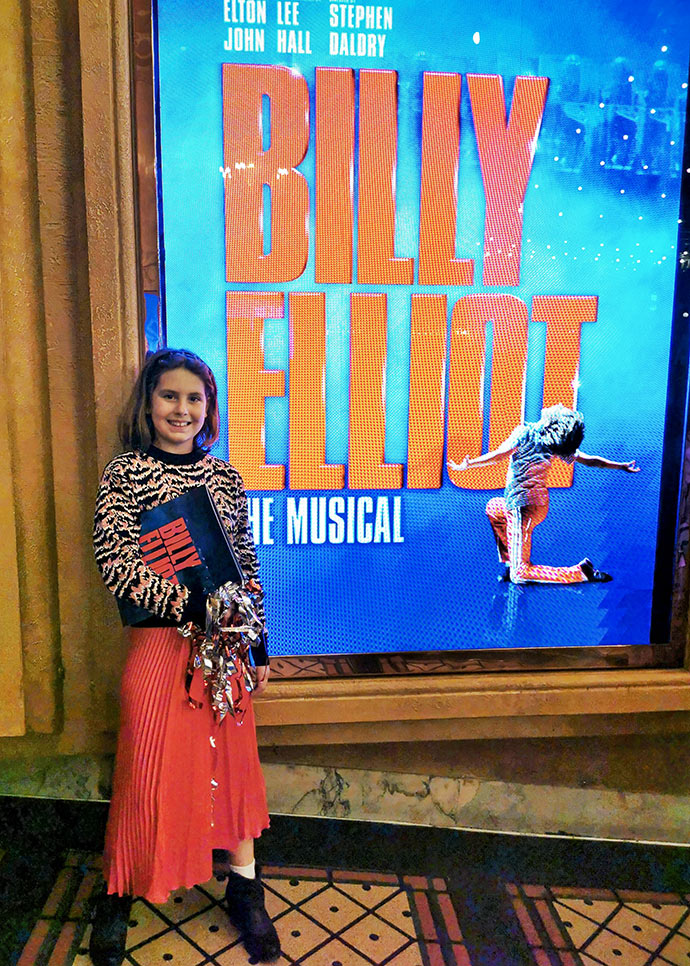 Billy Elliot The Musical Melbourne review