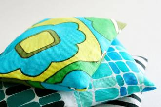 How to sew tossing bean bags for kids play - mypoppet.com.au