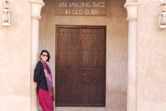 Exploring Old Dubai