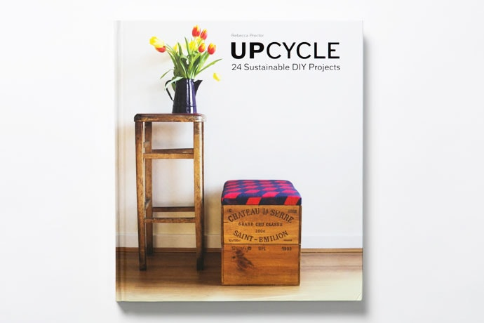 Cover - Upcycle book