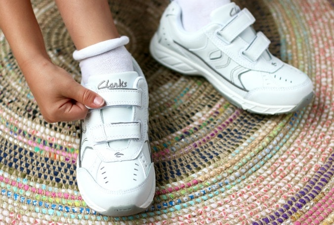 How to repair worn out velcro straps on kids shoes
