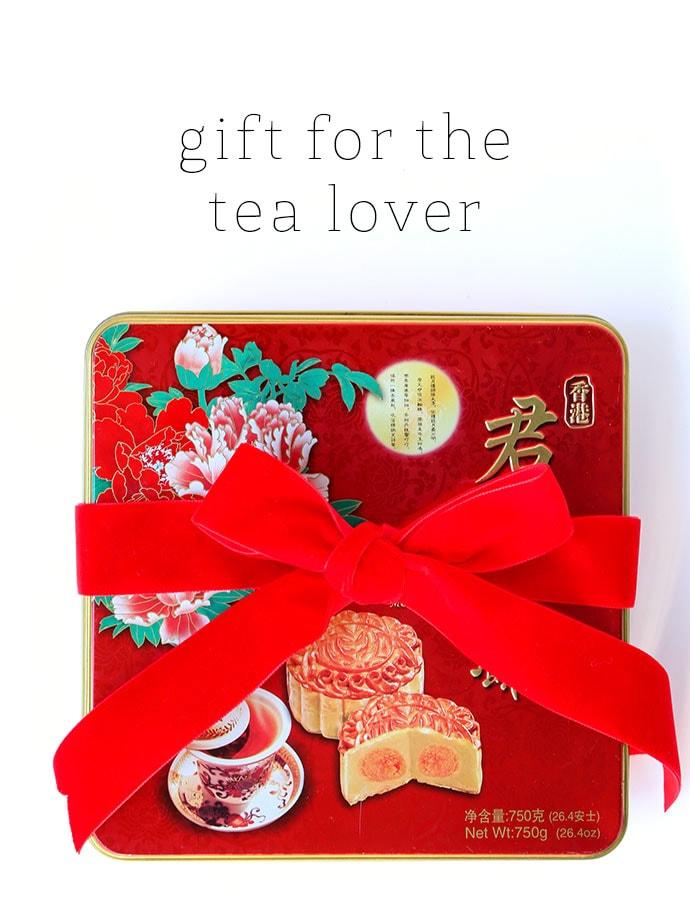 Gift idea for tea lovers