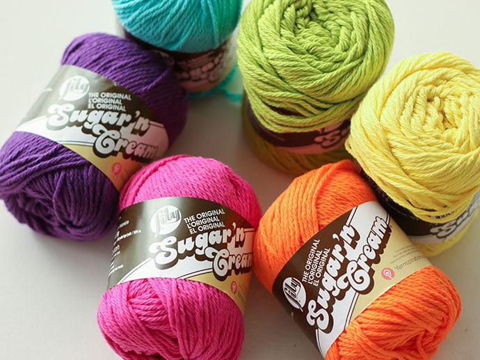 Sugar n Cream yarn in Australia