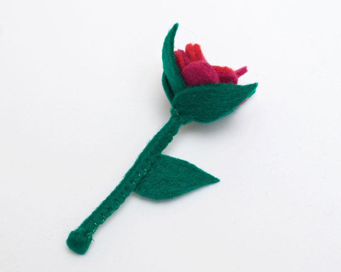 Felt Craft Flower: www.mypoppet.com.au/makes