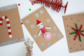 Handmade CHristmas Craft