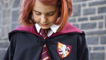Diy raven teen titans cosplay my poppet makes diy hogwarts robes ginny weasley cosplay solutioingenieria Image collections