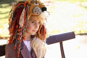 Luna Lovegood Lion Hat Cosplay - mypoppet.com.au