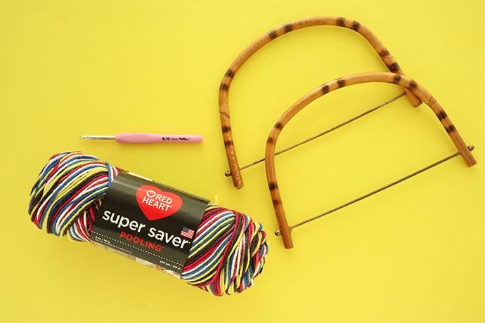 Crochet bag supplies - mypoppet.com.au