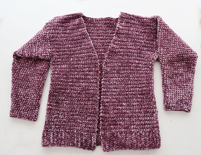 My Love Hate relationship with Bernat Velvet Yarn - A review