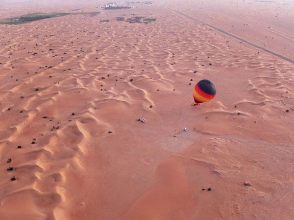 Hot air ballooning in dubai Mypoppet.com.au
