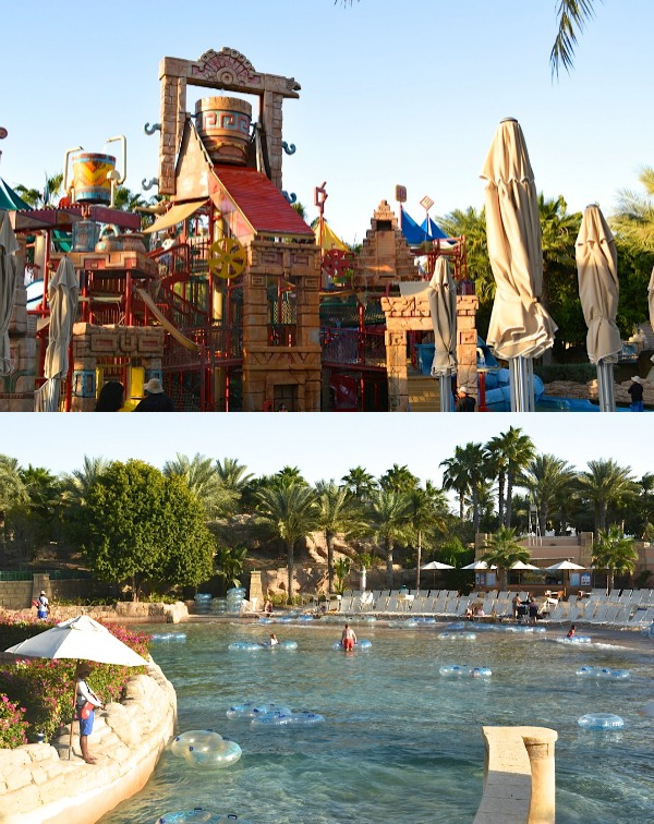 Atlantis aquaventure kids play water park dubai
