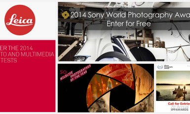 5 Photography Contests You Must Apply ASAP
