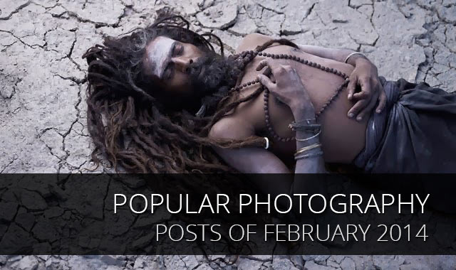 Popular Portrait photography Posts of February 2014