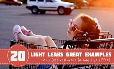 Light leaks Free Resources