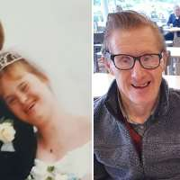 Against all odds, couple with Down Syndrome celebrate 22-yrs wedding anniversary
