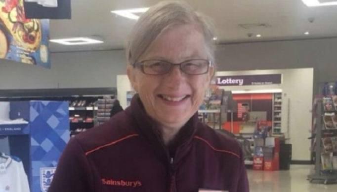 Doron Salomon's mother who has Alzheimer's Syndrome
