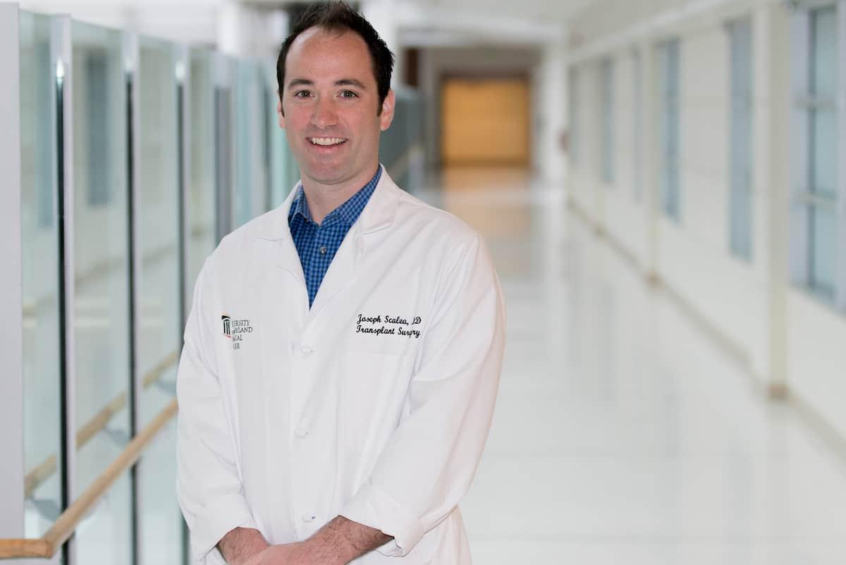 Dr. Joseph Scalea