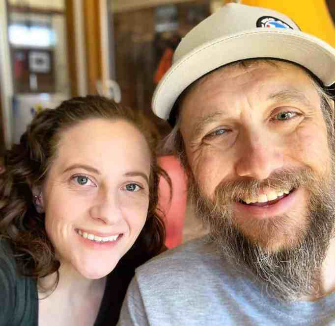 Woman Who Can't Walk Teams Up with Blind Man for Hiking Adventures