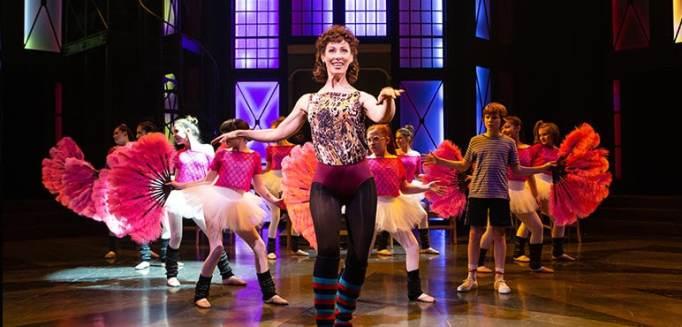 Billie Elliot: The Musical a live musical