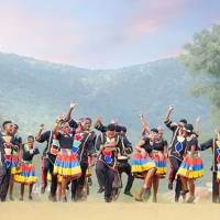 Choir performance from South Africa stuns with cover of Ed Sheeran song