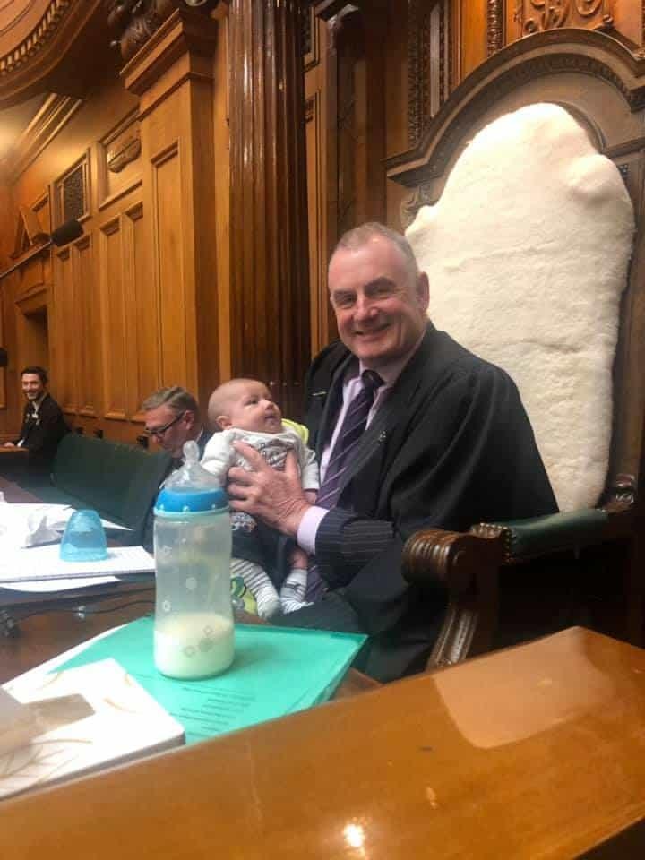 Trevor House Speaker