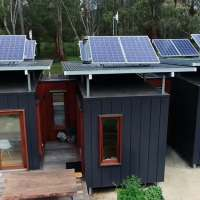 Couple transforms 3 shipping containers into beautiful compact home, take a look inside