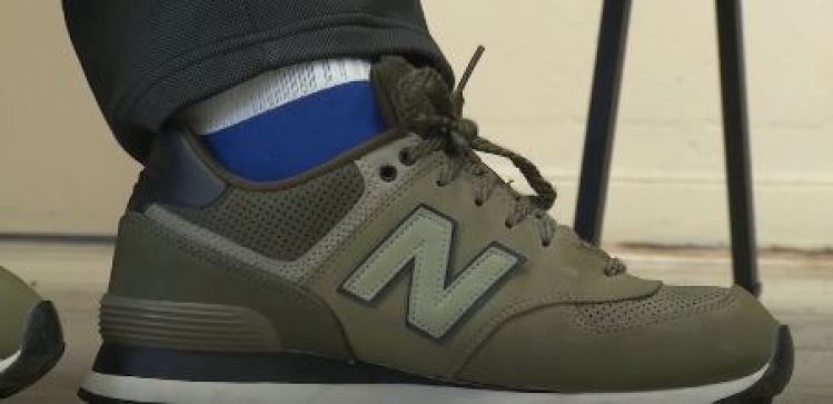 Football players gave bullied student brand-new shoes