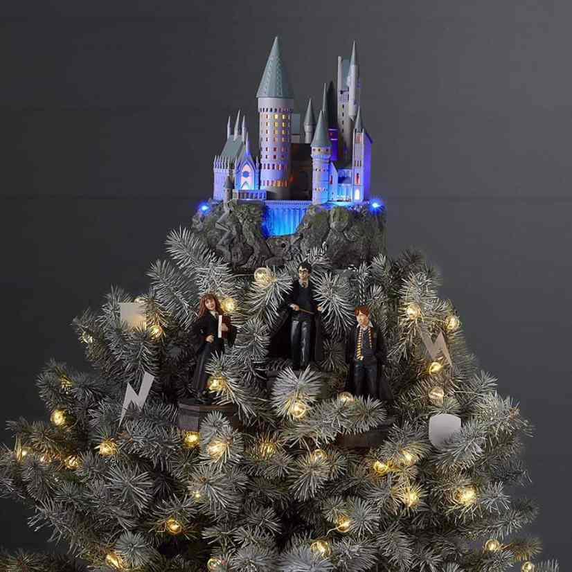 Harry Potter Christmas Tree Topper: Hallmark's New Ornament Collection Will Bring Hogwarts To