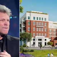 Rockstar Bon Jovi donates $500,000 for veteran housing assistance to build a living facility