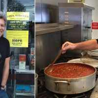 Bon Jovi opens third community restaurant to serve free meals to people in need