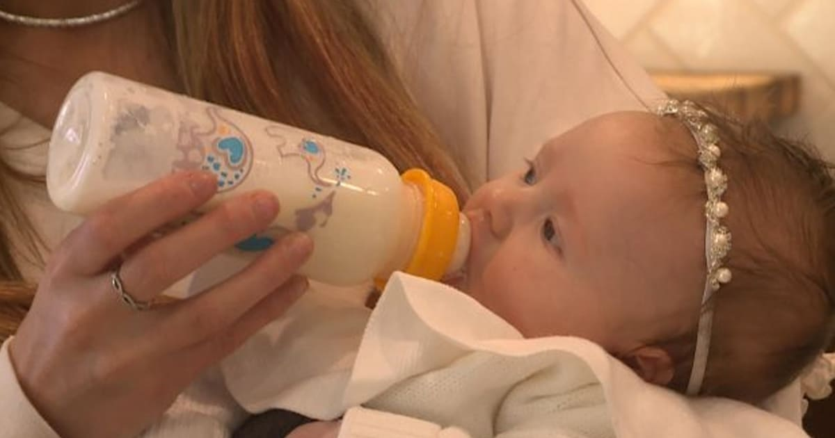 Cops brought baby formula to overwhelmed mom who called 911 when her hungry infant needed milk - my positive outlooks