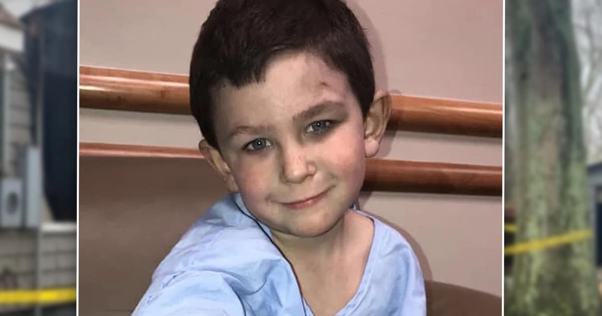 5-year-old boy from Georgia saves 7 of his family members and their dog from house fire - my positive outlooks