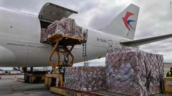 Donations from billionaire Joe Tsai arrive in New York City