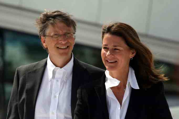 Bill Gates and his wife Melinda Gates donated millions to help with the COVID19 fight.