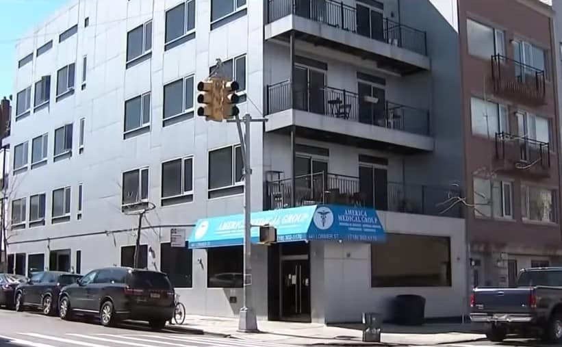 200 tenants of this building were surprised when landord waived April rental payment.