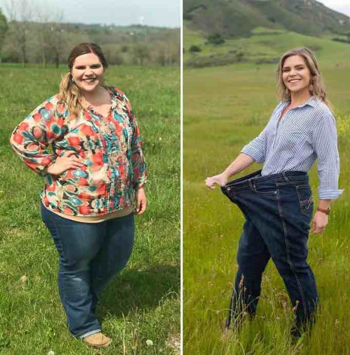 The weight loss story of a rancher.