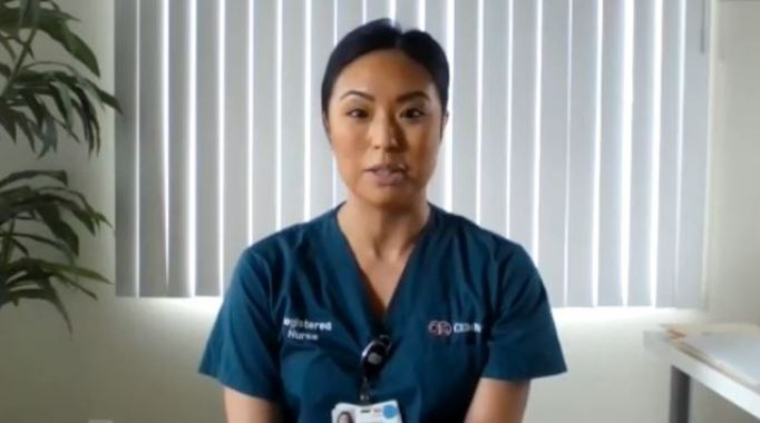 Melissa Rue of Cedars-Sinai Medical Center