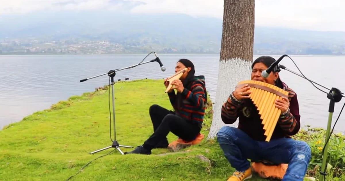 Irmãos tocam 'Hallelujah' em flautas de pan, e é a versão mais reconfortante que você já ouviu 1