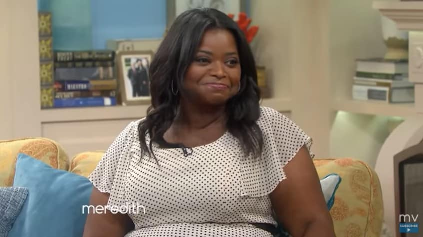 Octavia Spencer on The Meredith Viera Show