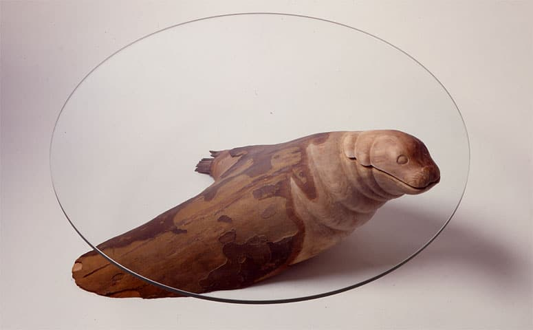 Seal Table by David Pearce
