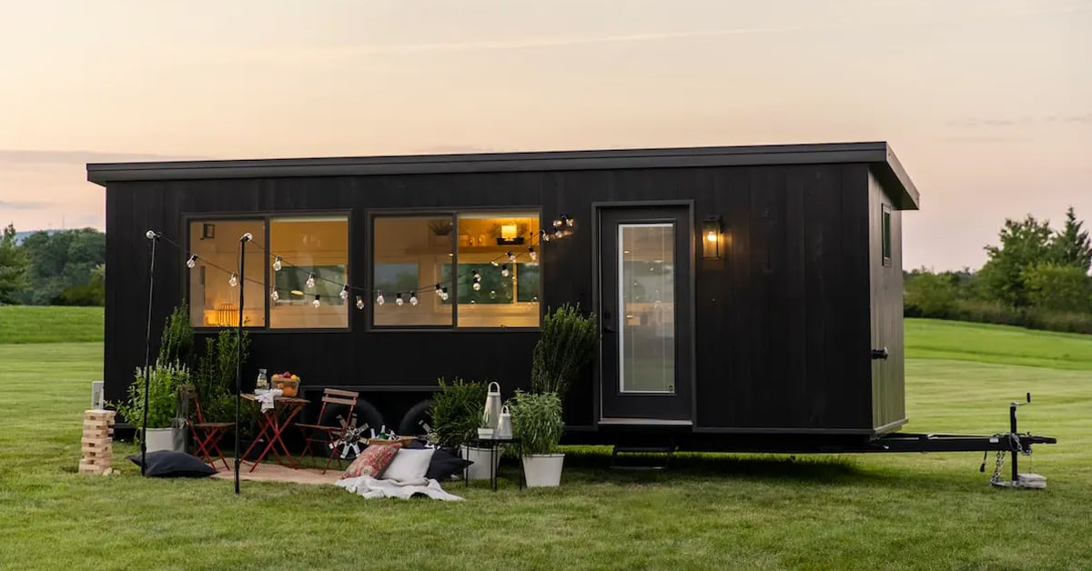 Take a tour inside IKEA's first sustainable tiny home packed with eco-friendly features - my positive outlooks